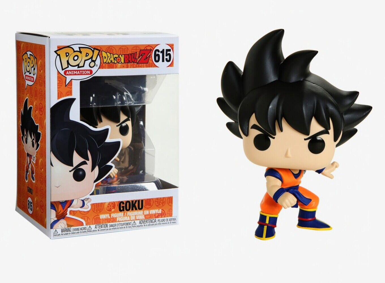 Funko POP Dragonball Z #615 Goku Windy Animation