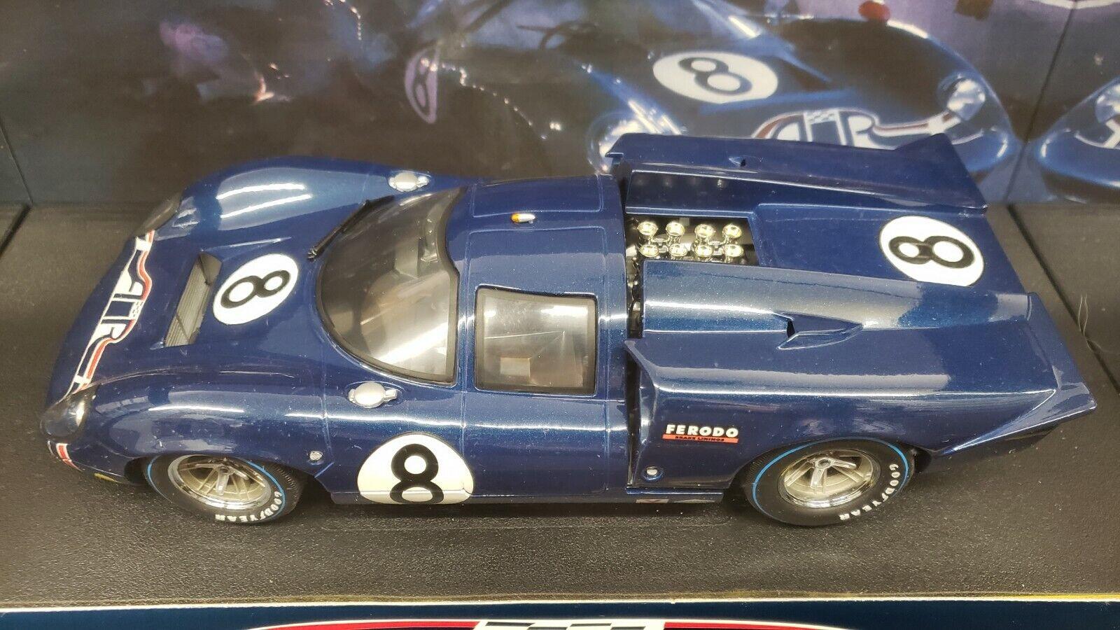 1 18 GMP Die-Cast Lola T70 Coupe - Leslie-Motschenbacher  8