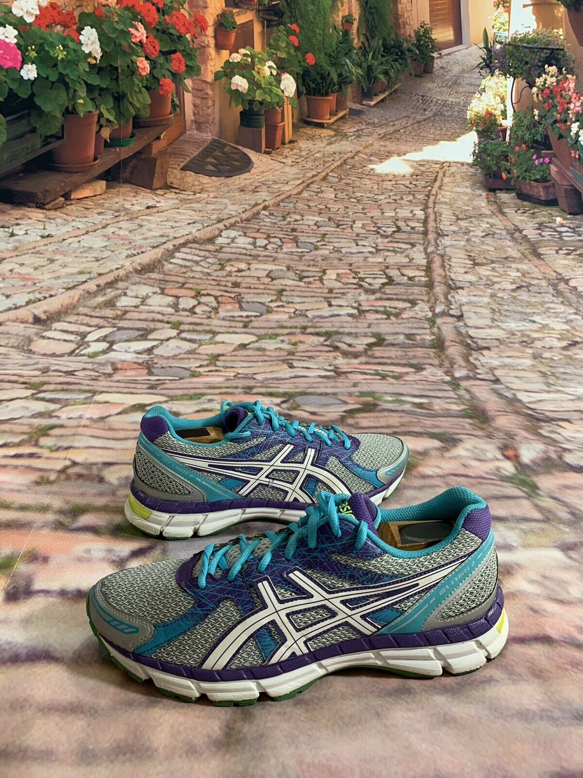 ASICS GEL-EXCITE 2 Women's Running shoes sz 8.5  T473N