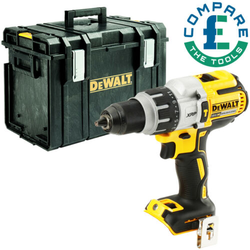 Dewalt DCD996 18V XR Li-ion Brushless Hammer Combi Drill With DS400 T-Stack Case