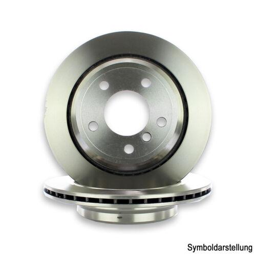 2 Bremsscheiben Ø236mm Bremsbeläge vorne für Opel Astra F Corsa A B Vectra A
