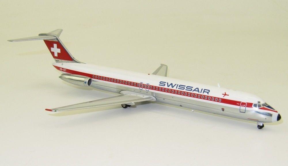 Swissair DC-9-51 (HB-IST), 1:200, Inflight!