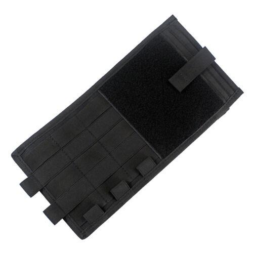Tactical Visor Panel Molle Car Sun Visor Organizer CD Bag Auto Accessories