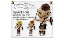 Kamibashi Spartacus The Original String Doll Gang Keychain Clip
