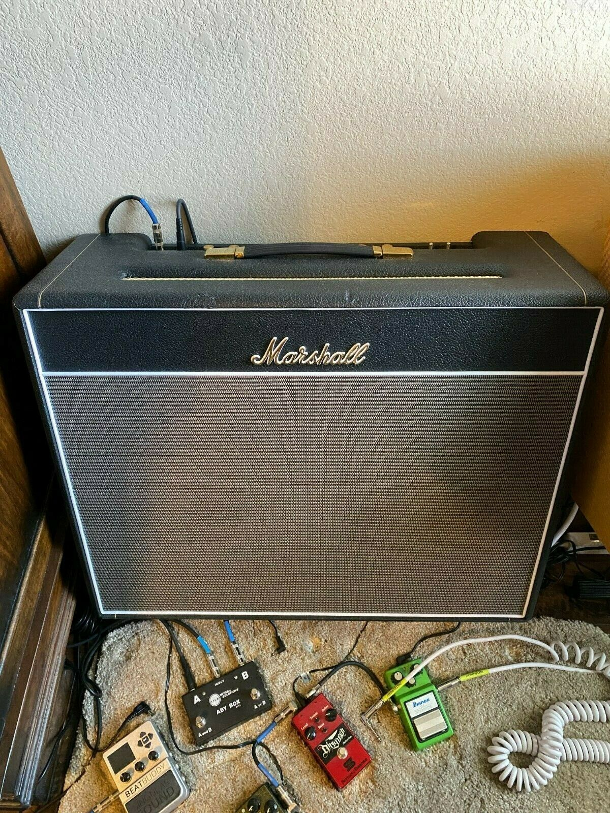 Marshall 1962 Bluesbreaker Combo Amp Excellent. Available Now for 2680.00