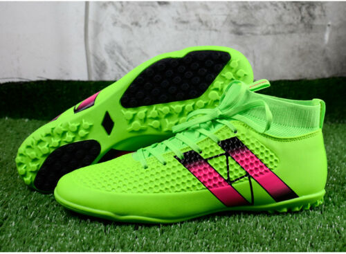 Indoor Soccer Cleats Men Soccer shoes indoor High Ankle Superfly Futsal Shoes