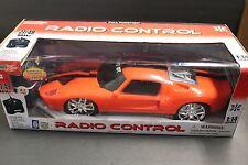 Auto Trendz Full Function Radio Control ORANGE FORD GT 1:14 scale  27MHZ