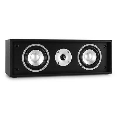 "PASSIVE 76W HOME STEREO CENTRE SPEAKER 2x 4"" SPEAKERS *FREE P&P SPECIAL OFFER"