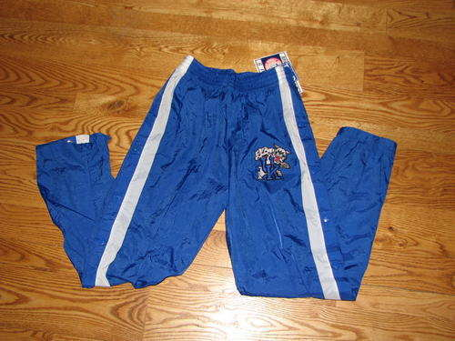 NEW Boys UK Kentucky Wildcats Tearaway Athletic Pants L 16-18 University Youth