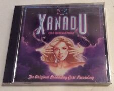 Xanadu Original Broadway Cast Recording by Original Broadway Cast CD Brand New
