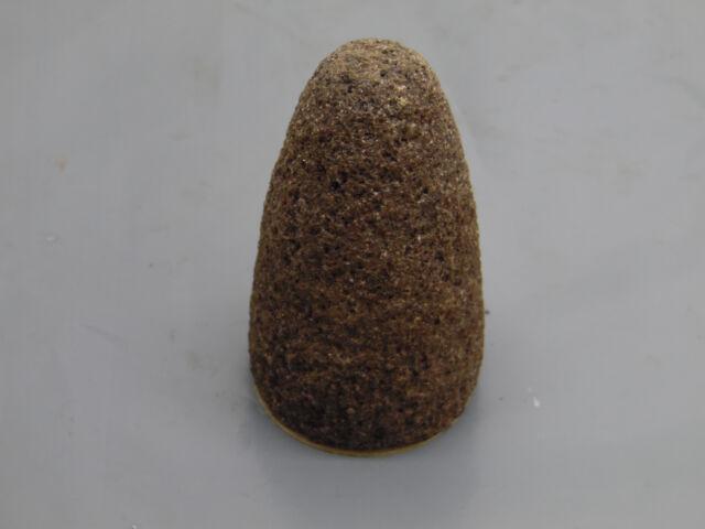 NORTON 61463622387 Gemini Grinding Cone,2-3//4 Dia,3-1//2 L,24GR,AO