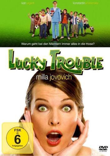 1 von 1 - Lucky Trouble - mit Milla Jovovich !! Wie Nagelneu !!