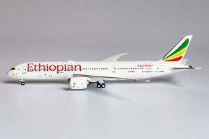 Ethiopian Airlines Boeing 787-9 ET-AUP London NG Model 55063 Scale 1:400
