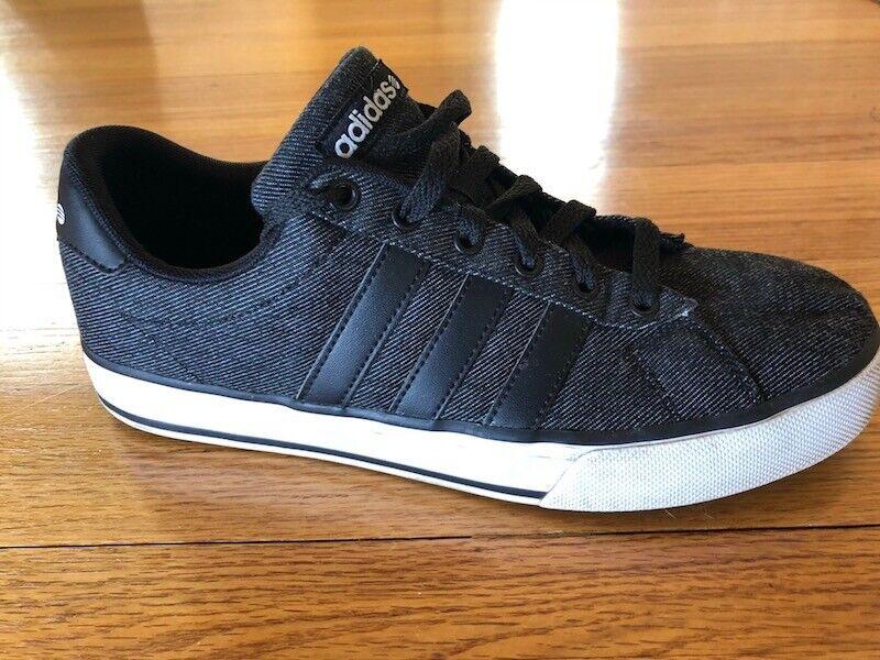 Adidas NEO SE Daily Vulc MEN 8 Lifestyle Skate Black… - Gem