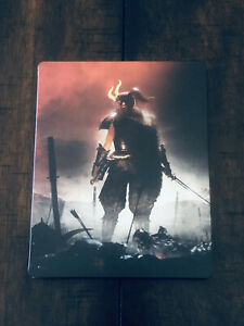 Nioh-2-Special-Edition-Steelbook-CASE-ONLY-NO-DISC-Playstation-4-Xbox-One