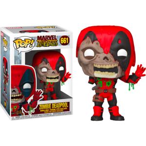Marvel Zombies Deadpool Zombie Pop Vinyl