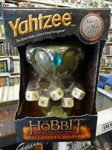 Yahtzee-The-Hobbit-Desolation-of-Smaug-Collector-039-s-Edition