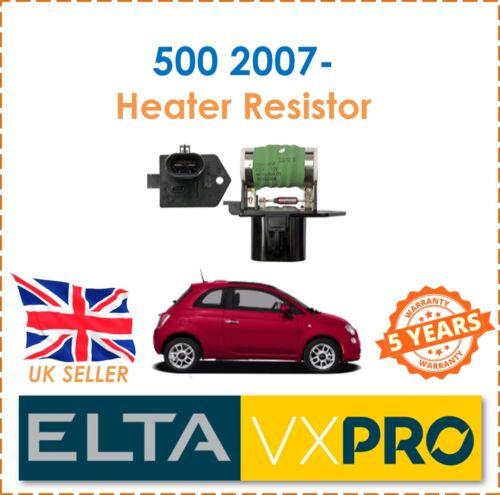 For Fiat 500 312_ 0.9 1.3 1.3 1.4 2007- ELTA Interior Heater Blower Resistor New