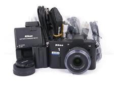 Nikon 1 V1 10.1 MP Digital Camera (Kit w/ VR 11-27.5mm f/3.5-5.6 Lens) - BLACK