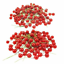 50Pcs Artificial Red Holly Berry Ornament DIY Craft Accessories Christmas Decor
