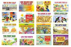 QURAN-STORIES-FOR-LITTLE-HEARTS-GOODWORD-ISLAMIC-CHILDREN-16-BOOKS-READ-amp-LEARN