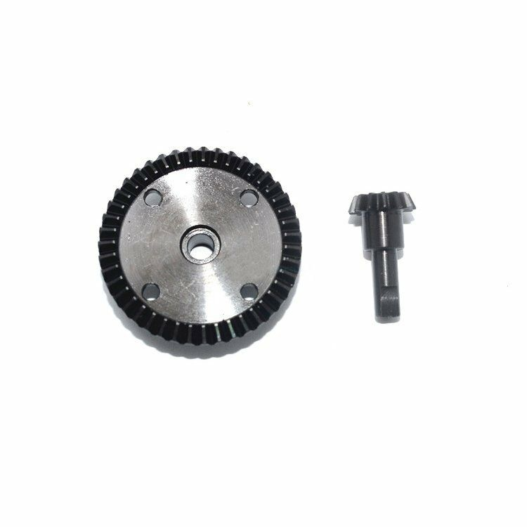 Hard Steel F&R 43T 13T Differential Differential Differential Gear for ARRMA KRATON TALION TYPHON 7cfc49