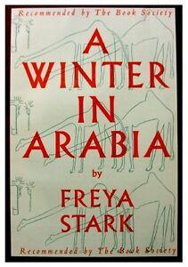 1940-Original-Prospectus-A-WINTER-IN-ARABIA-FREYA-STARK