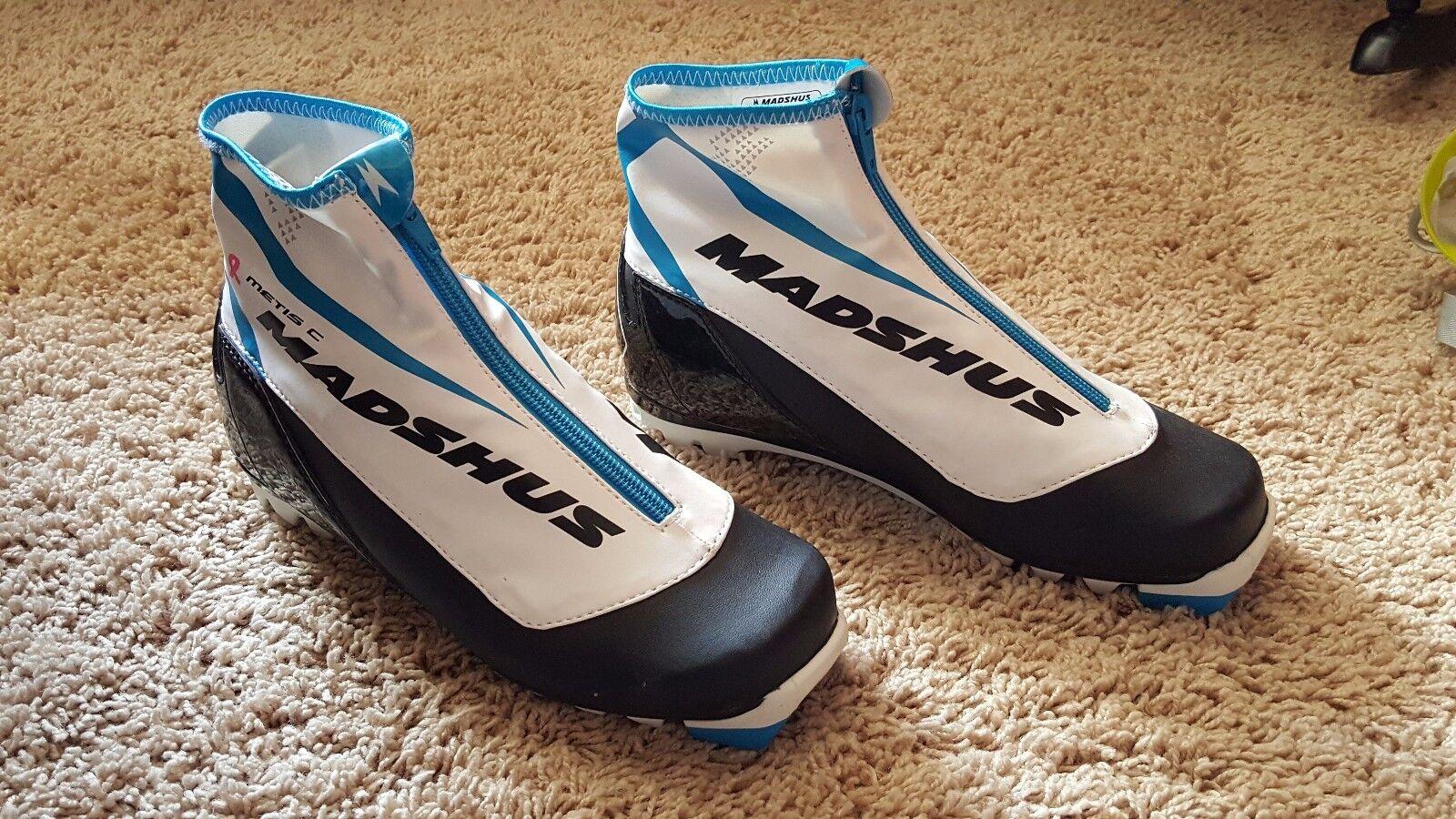 Madshus Classic C Metis cross-country ski boot, size 39