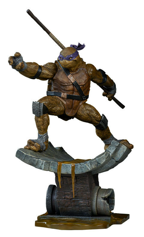 tienda de ventas outlet Teenage Mutant Ninja Ninja Ninja Turtles-Donatello 16  Estatua (Sideshow Collectibles)  NEW  últimos estilos