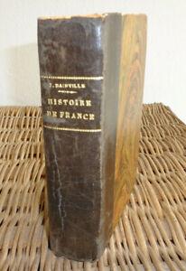 Details Sur Livre Ancien Histoire De France Jacques Bainville 1924