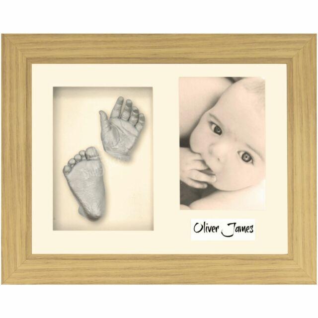 Christening Gift Baby Girl Photo Frame Silver Pink Baby Dress photo Frame