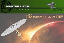 Mars Umbrella Ship 1/350th scale resin assembly kit
