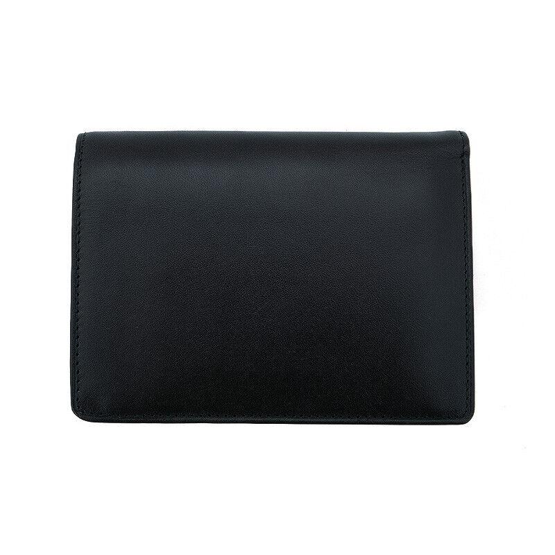 WITTCHEN exklusiv Herren Geldbörse Geldbeutel Portemonnaie Leder Portmon schwarz schwarz schwarz | Genial Und Praktisch  328f5b