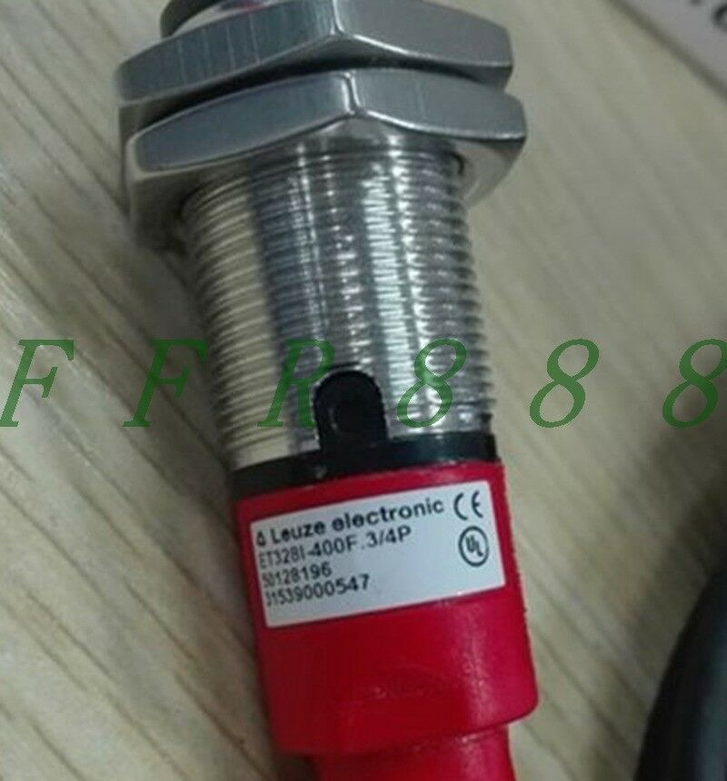 ONE NEW LEUZE photoelectric switch ET328L-400F.3   4P PNP output type