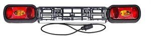 New Model Lightboards Bike Rack, Carrier, Car Trailer 13 pins, cable 140cm