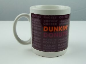Dunkin-039-Donuts-Coffee-Cup-Vintage