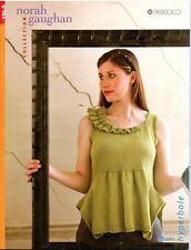 0a6e5e320 Norah Gaughan Top Down Berroco 13 Knitting Booklet