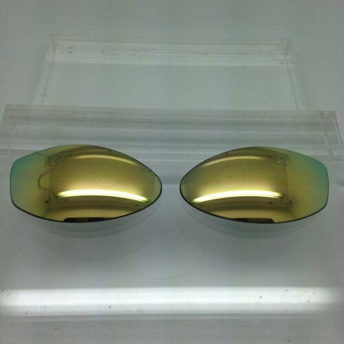 Arnette libertin 250 non-Raised Logo lentilles de remplacement CHAMPAGNE réfléchissant NEUF