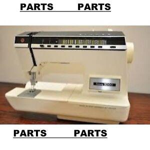 Original Singer Futura 2000 Sewing Machine Replacement Repair Parts