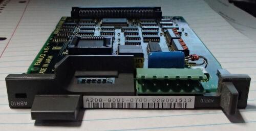 Fanuc A20B-8001-0700//02B Interface Card A20B-8001-0700 Nice Used T//O