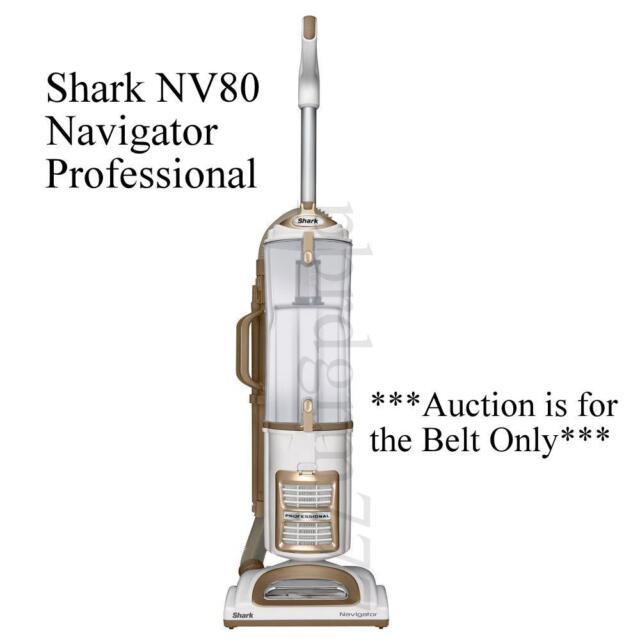NV80 26 Shark NV80 Series Belt for the Navigator Pro Vacuum Model NV80