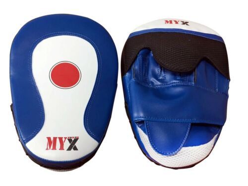MY-X Focus Pads and Boxing Martial art Hook /& Jabs Mitts MMA Fight For Men Women