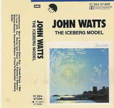 John WATTS - The Iceberg Model  / Tape, EMI, 1983, No.: 1C 264-07 699, Fischer Z