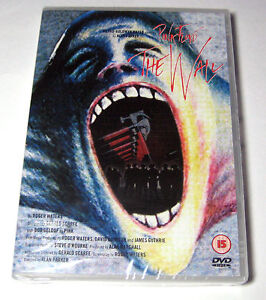 Pink-Floyd-The-Wall-The-Film-Movie-NEW-DVD-Bob-Geldof-Roger-Waters
