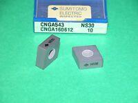 Sumitomo Cnga 543 Grade Ns30 Ceramic Insert