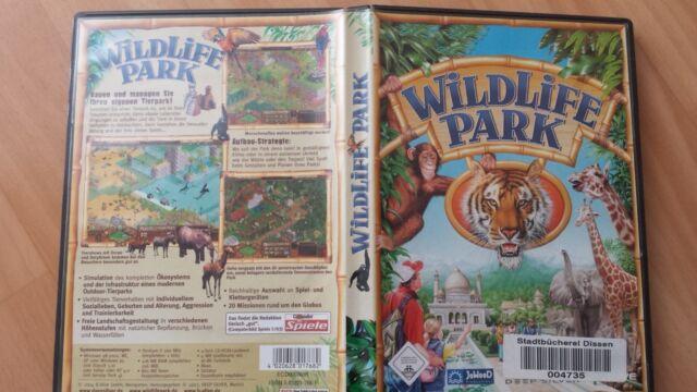 Wildlife Park (PC, 2003, DVD-Box)