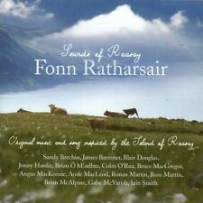 SOUNDS OF RAASAY CD Scotland Traditional Music fiddle folk pipes drum local hero
