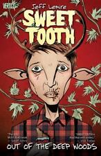 SWEET TOOTH Vol. 1 Out of the Deep Woods by Jeff Lemire (2010, Paperback)
