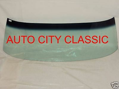 Windshield Glass Tint Shaded 1962-1967 Chevy II Nova Hardtop Convertible