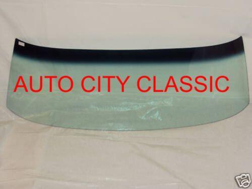 Windshield Glass Tint Shaded 1962-1967 Chevy II Nova Hardtop Convertible